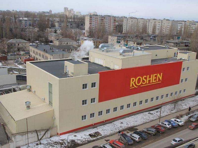 У России нашлись «финансовые претензии » к Липецкой фабрике Roshen на сумму в 150 миллионов