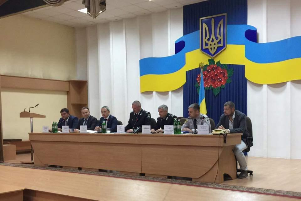 Валерий Семчук возглавил Нацполицию Ровенщины (фото)