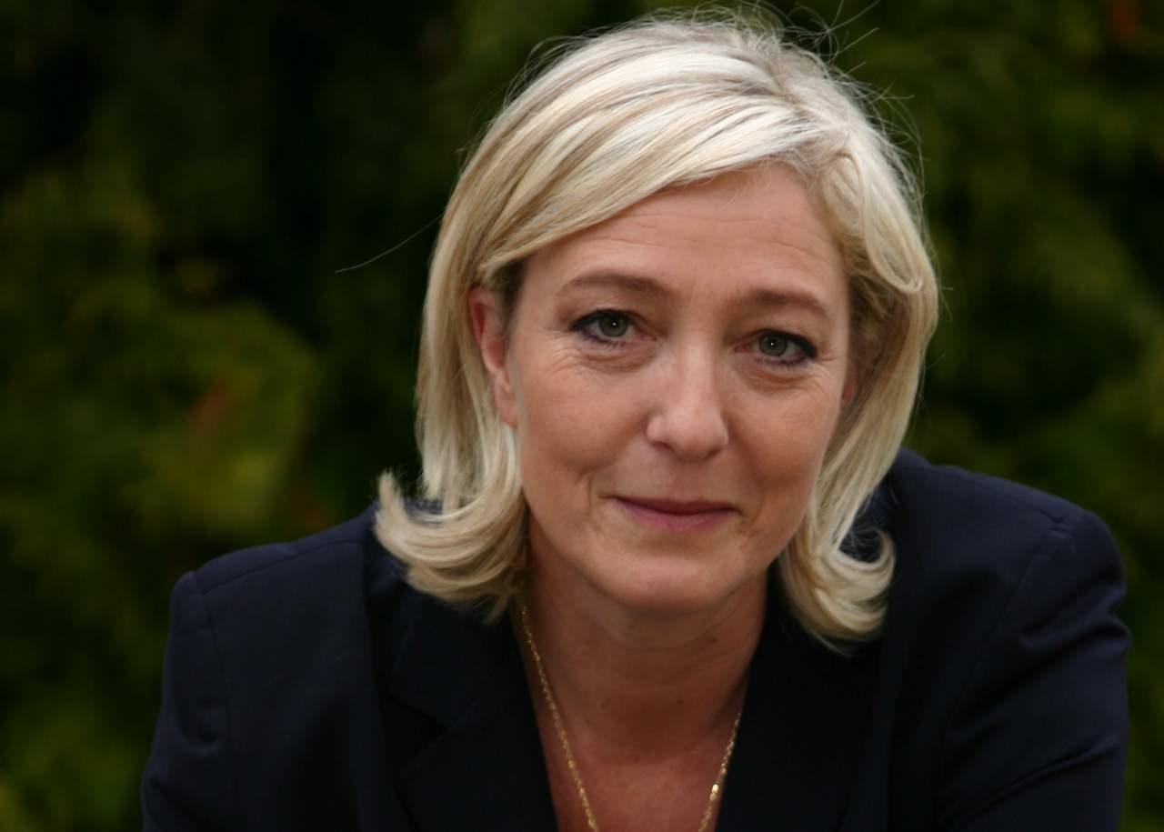 Марин Ле Пен лишилась