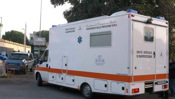 В результате аварии с участием парома в Италии пострадало 50 человек