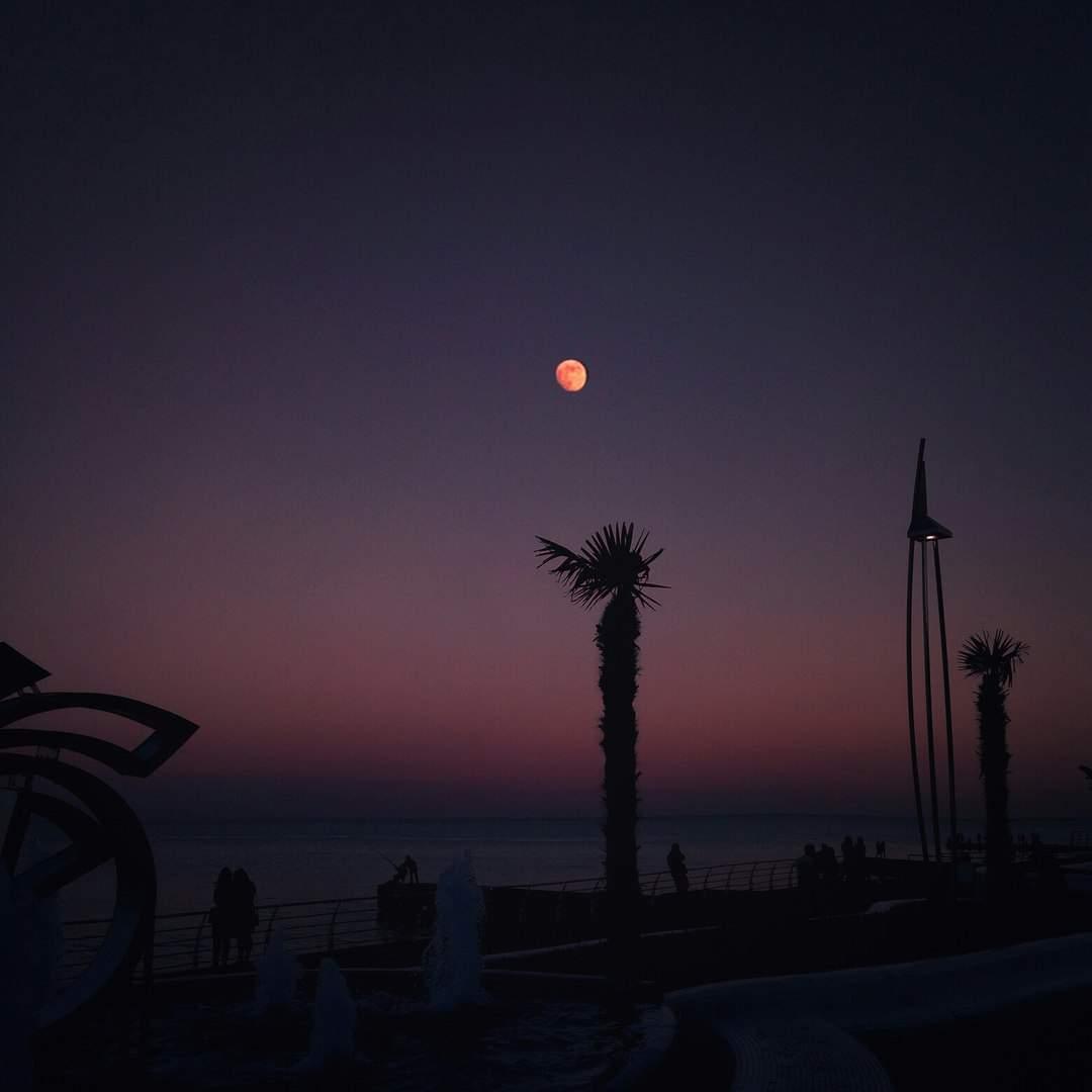 Летние ночи в Одессе: Подборка красивых снимков (Фото)