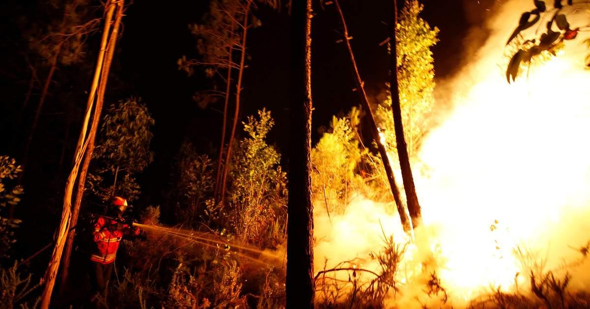 Из-за жертв связанных с лесным пожаром власти Португалии объявили национальный траур