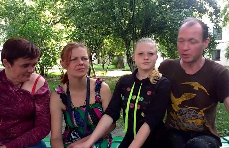 Ужасы житомирского сквера: Алкаши и бомжи превратили прекрасное место в кошмар для местных жителей (Видео)