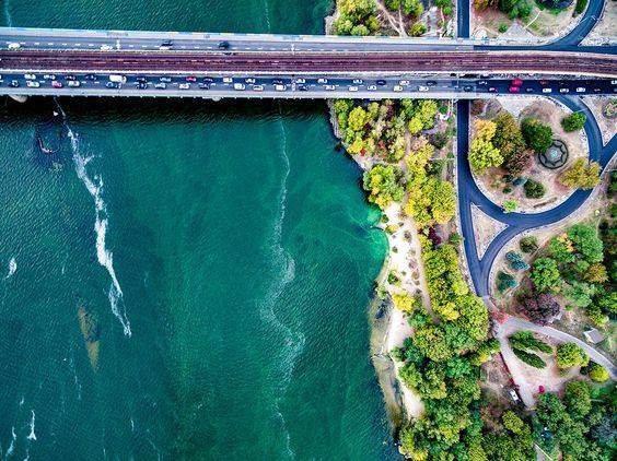 Невероятная красота летнего Киева покорит любого (Фото)