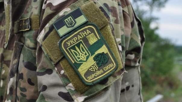 На территории военной части Киевщины гражданский получил огнестрельное ранение