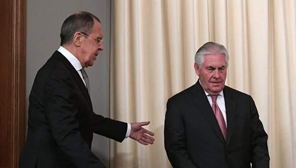 Лавров и госсекретарь США говорили о ситуации на юго-востоке Украины