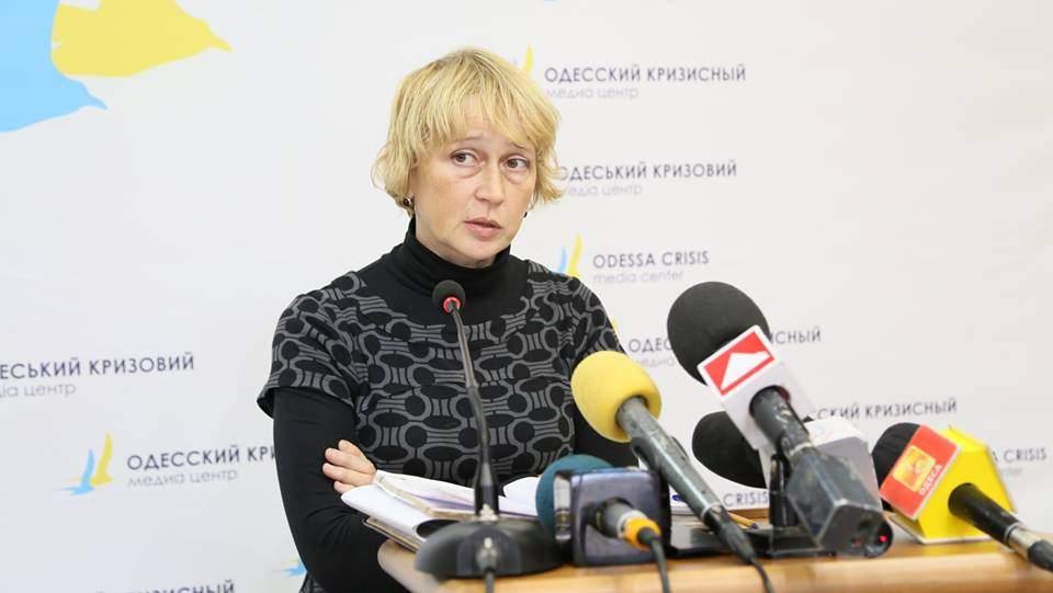 В Одессе неизвестные с газовым баллончиком напали на журналистку и общественного деятеля