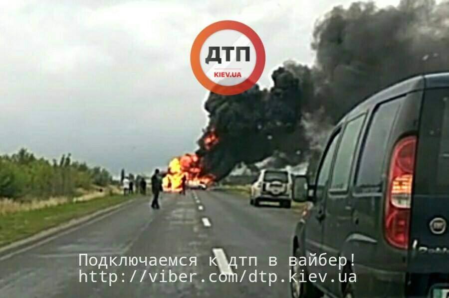 Депутат Киевского областного совета погиб в смертельном ДТП на Киевщине