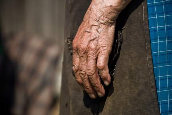 Пожилая харьковчанка покончила с собой при помощи целлофанового пакета