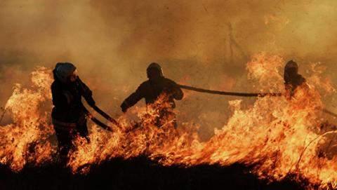 В результате пожара на нефтеперерабатывающем заводе в Иране пострадало более 100 человек