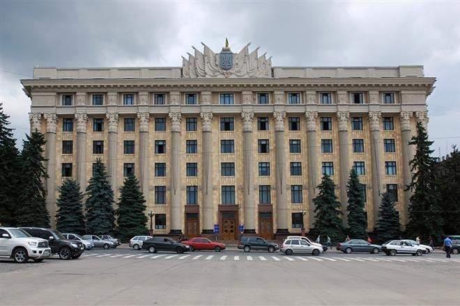 ГПУ проводила обыски в Харьковском городском совете