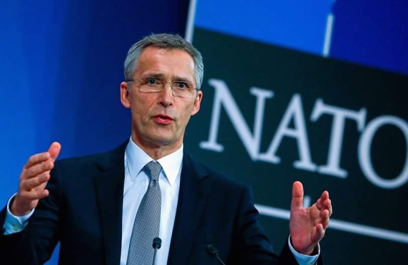 Столтенберг заявил о помощи Украине в борьбе с кибератаками