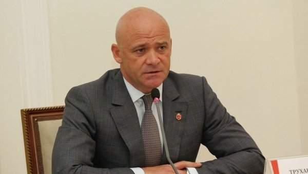 Одесский мэр обеспокоен состоянием береговой зоны