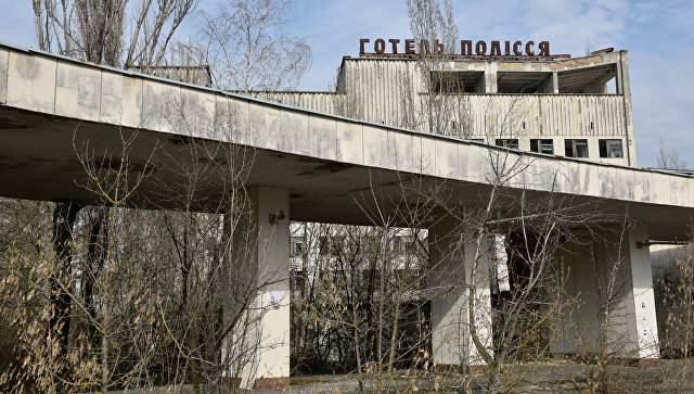 В Чернобыльской зоне отчуждения вспыхнул пожар: горело лесничество