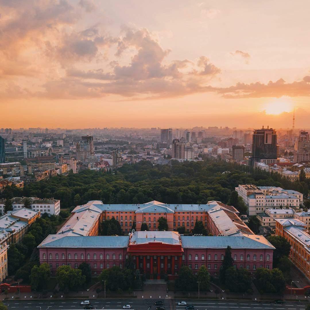 Сказочный Киев: Фото, которые завораживают