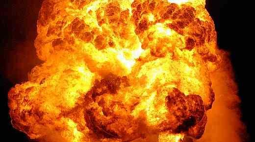 На китайском газопроводе прогремели взрывы