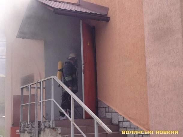 Половина Луцка обесточена: Последствия пожара на трансформаторной подстанции (Фото)
