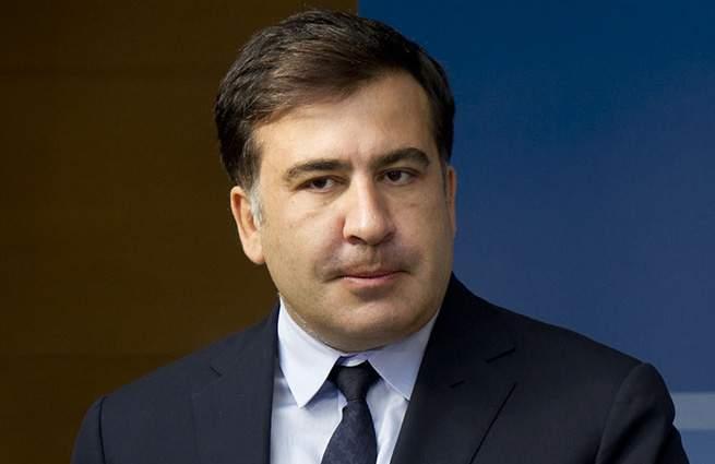 Саакашвили стал свидетелем последствий непогоды в Черкассах (Видео)