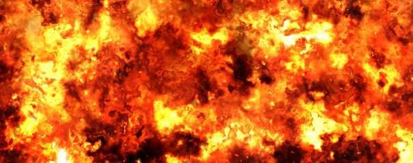 На популярный пляж в Ливии упала ракета. Есть погибшие