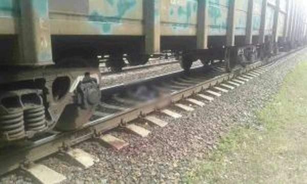 В Полтавской области поезд перерезал напополам мужчину