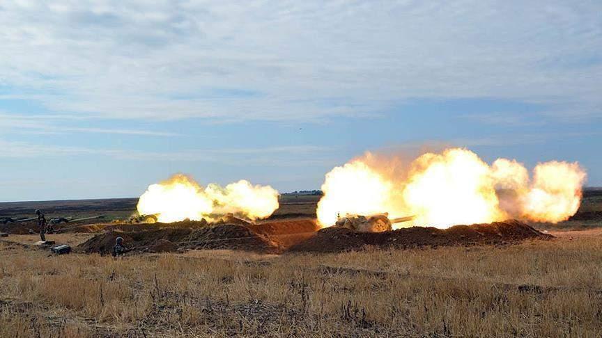 ВС Азербайджана нанесли точечные удары по армии в Армении