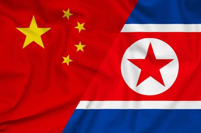 Китай прекратил все контакты с военными КНДР