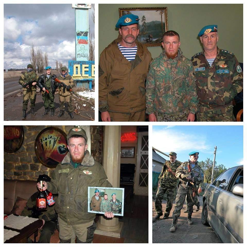 На пути в Приднестровье был арестован российский офицер-десантник