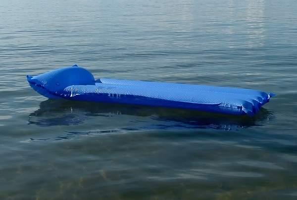 В Одесской области ребёнка унесло на матрасе в открытое море