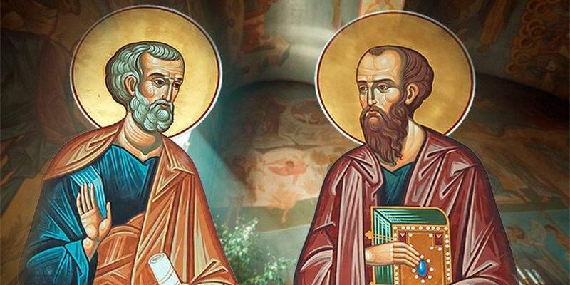 Православные отмечают Петра и Павла