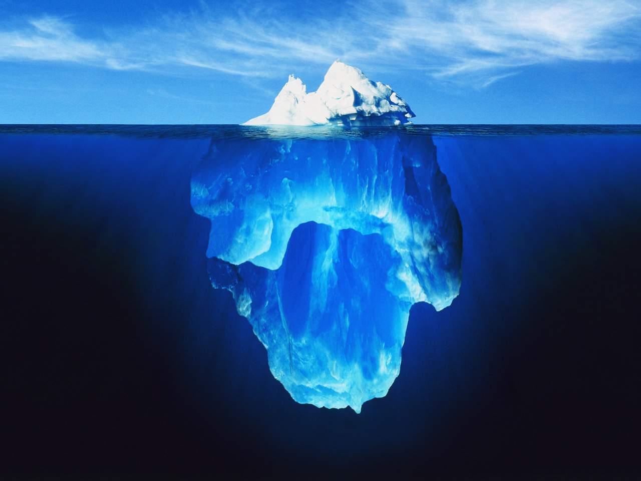 Вблизи Антарктиды появился один из крупнейших айсбергов