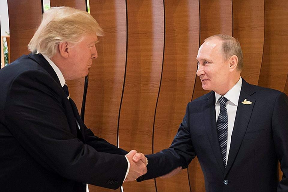 Трамп признался, что поладил с Путиным