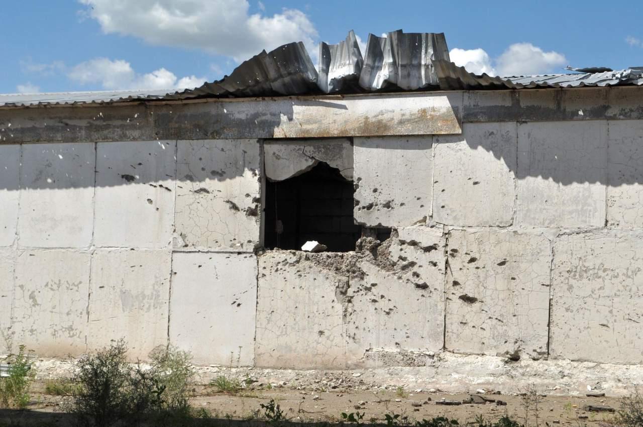 Последствия нарушения «хлебного перемирия» в АТО (фото)