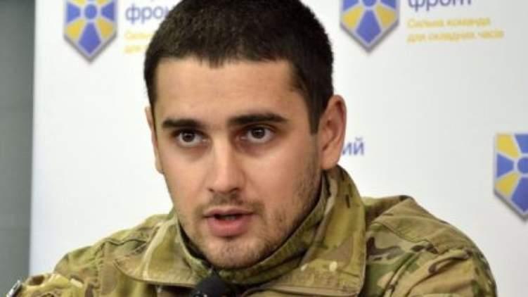Под Авдеевкой был ранен народный депутат Евгений Дейдей