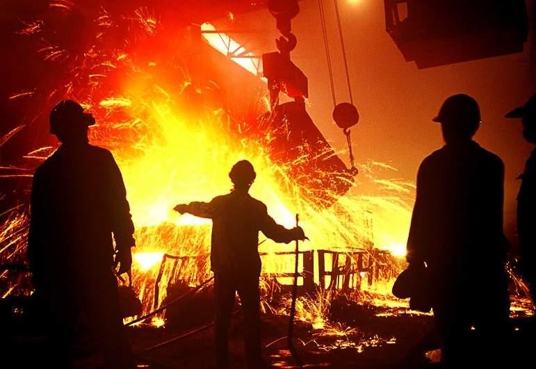 Украинские металлурги отмечают профессиональный праздник