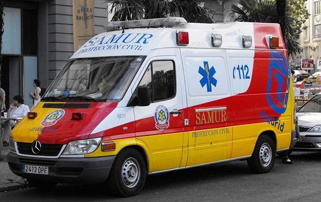 В Мадриде из-за ЧП в парке аттракционов пострадали 26 человек