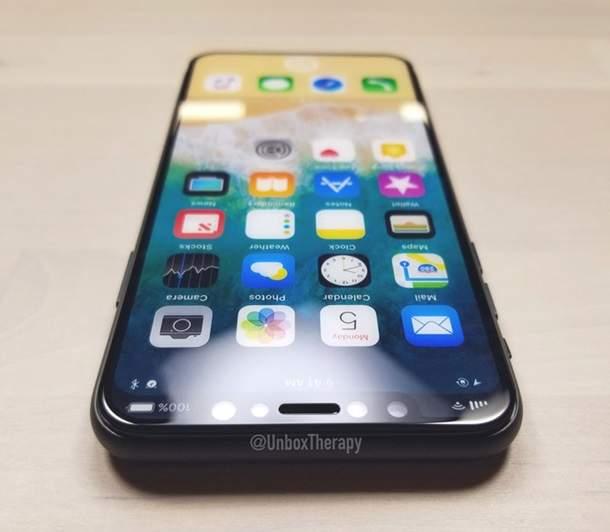 Обнародованы новые снимки будущего флагманского смартфона iPhone 8 (фото)