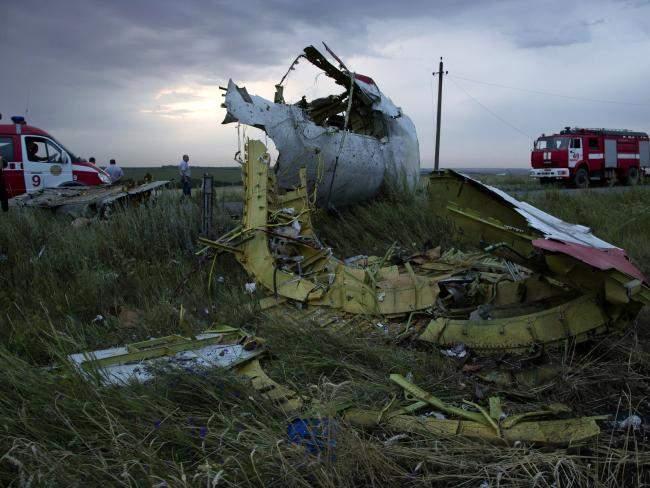 Обнародован разговор причастных к крушению MH17 (видео)