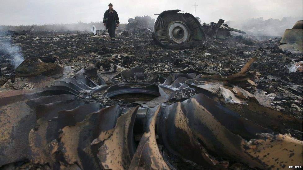 В США уверены в системе правосудия Нидерландов по расследованию катастрофы MH17