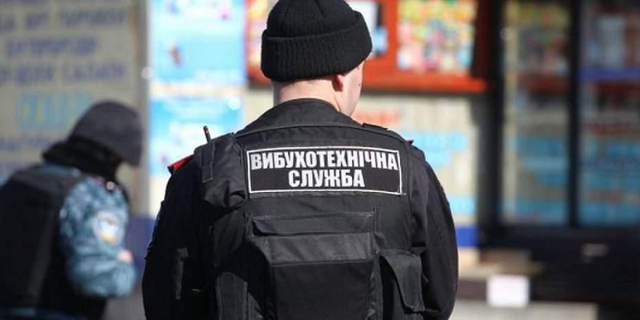 В Киевском административном суде ищут бомбу