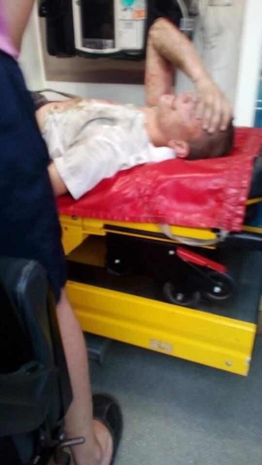 В поисках selfie: во Львове 18-летний руфер сорвался с моста (фото)
