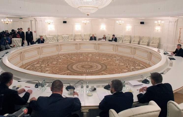 В Минске пройдет заседание ТКГ по урегулированию конфликта на Донбассе