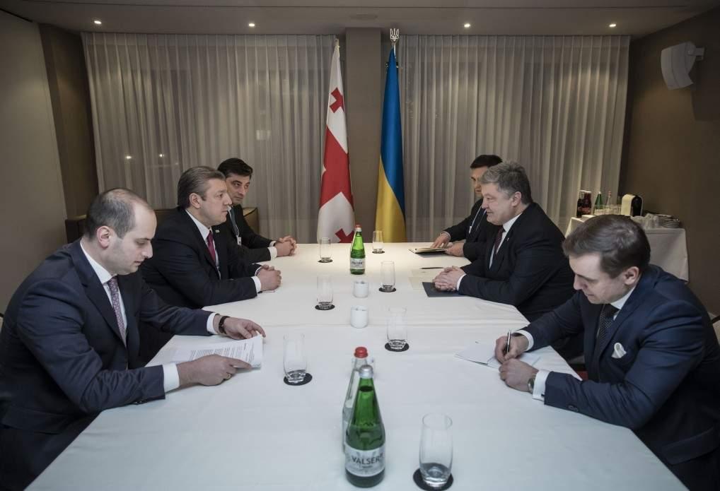 Грузия дважды направляла запрос в Украину об экстрадиции Саакашвили