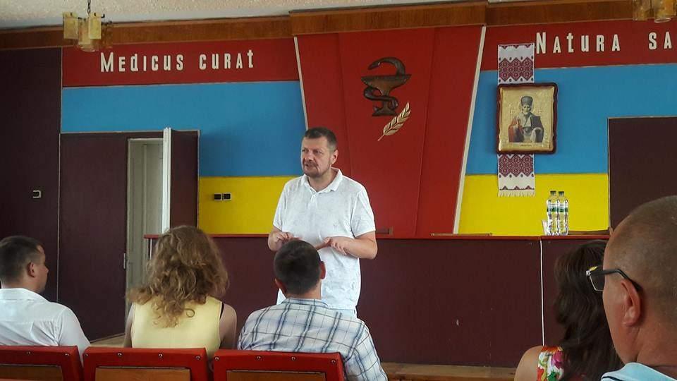 Мосийчук хочет стать генпрокурором