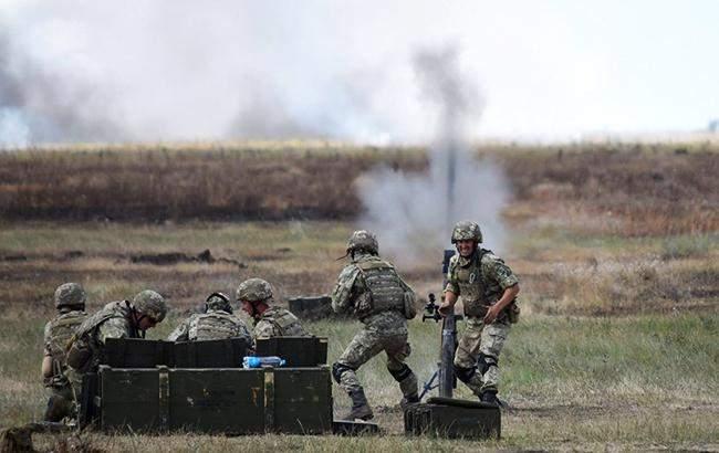 На Днепропетровщине в результате ЧП на полигоне травмировались 8 бойцов ВСУ