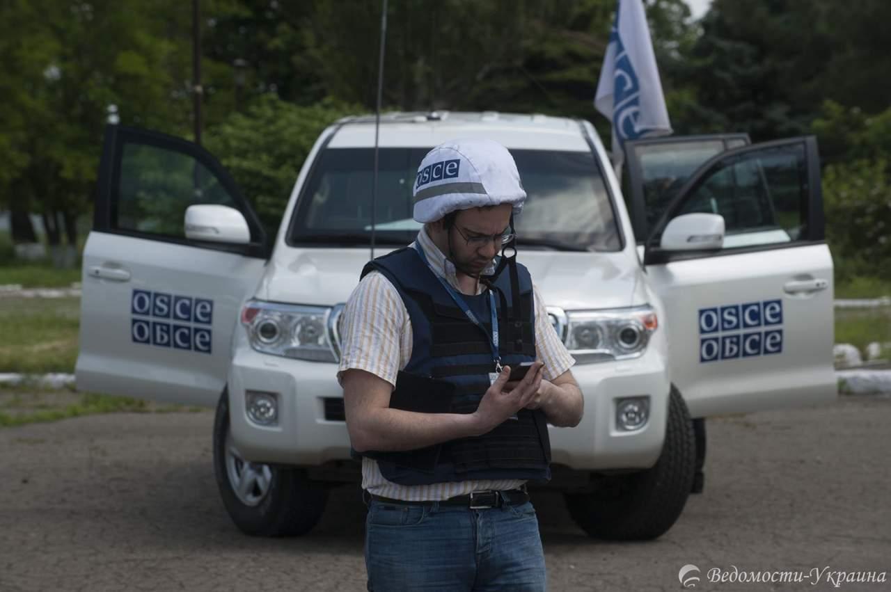 В Донецке представители