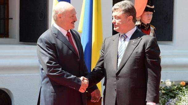 Порошенко встречается с главой Белоруссии: прямой эфир