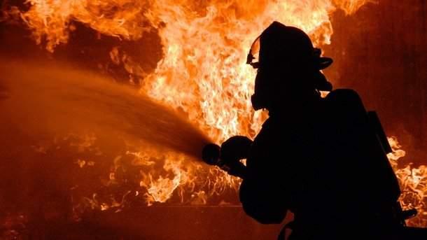 В Харькове пожар в киоске по ремонту обуви унес жизнь мужчины