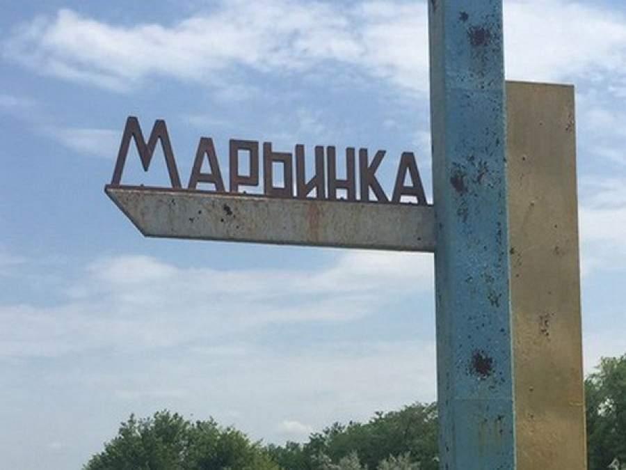 В Марьинке во время артиллерийского обстрела пострадала женщина