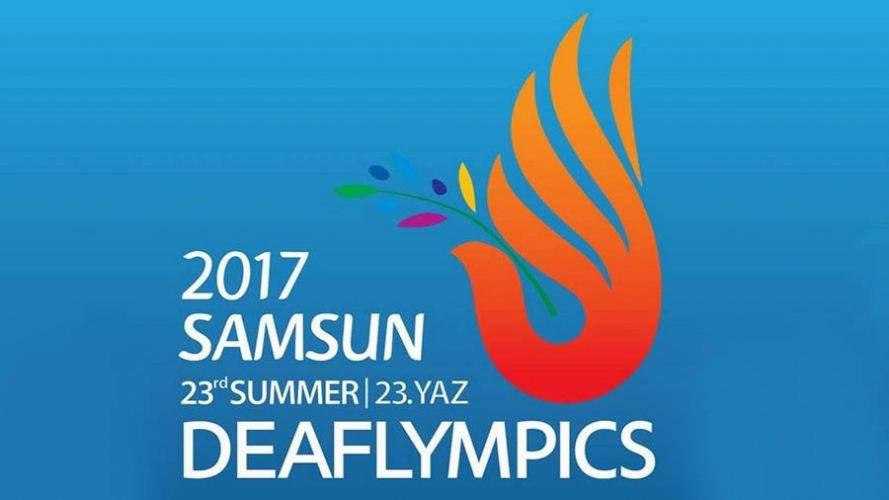Украинские дефлимпийцы первыми финишировали в эстафете (Видео)