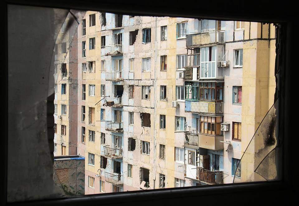 Представитель госдепа США посетил Авдеевку (Фото)